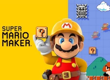 Llega Super Mario Maker, el juego infinito