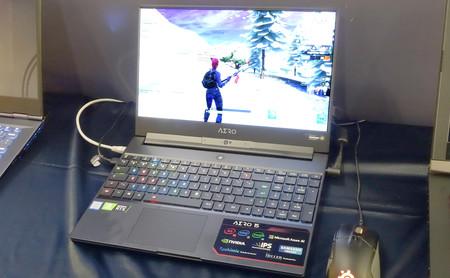 Gigabyte Aero 15-X9, primeras impresiones: su GPU NVIDIA GeForce RTX 2070 Max-Q lo pone en el punto de mira de cualquier jugón