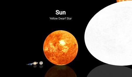 Esta alucinante página web nos ayuda a entender lo gigantesco que es el espacio