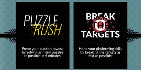 Puzzle Rush Break the Target
