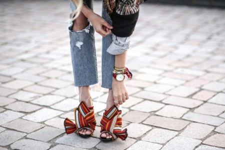 Un zapato para cada día de la semana