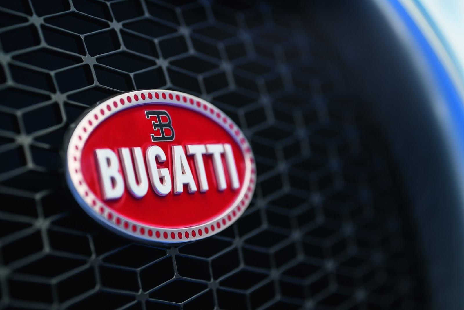 Foto de Bugatti Chiron (14/77)