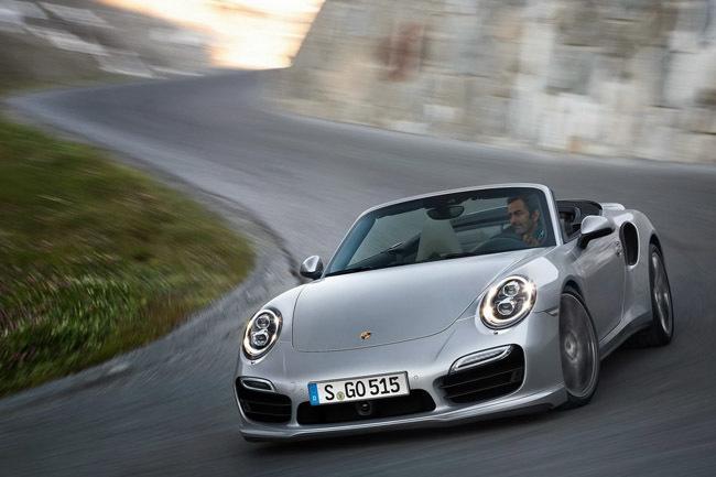 Foto de 911 Turbo Cabriolet (1/9)