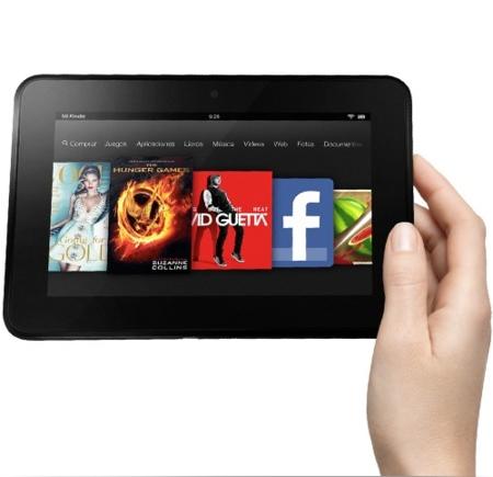 El Kindle Fire HD sale hoy a la venta