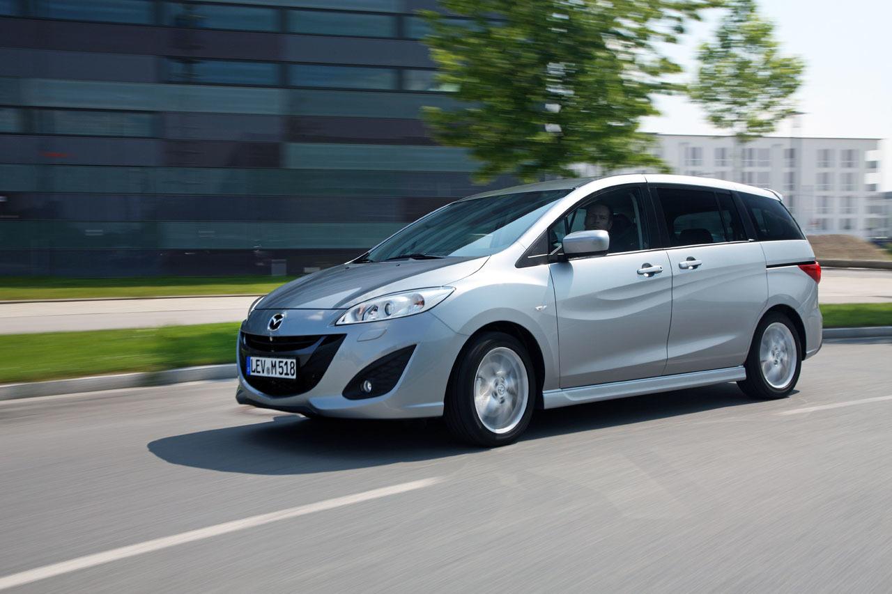 Foto de Mazda5 2010 (15/121)