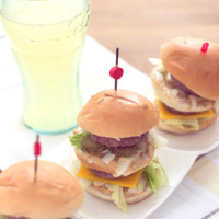 Mini hamburguesas Big Mac. Receta de aperitivo