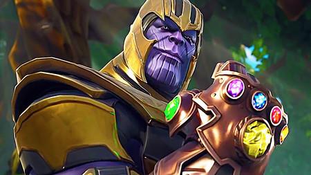Según esta filtración, Thanos volverá a Fortnite justo a tiempo para el estreno de Vengadores: Endgame