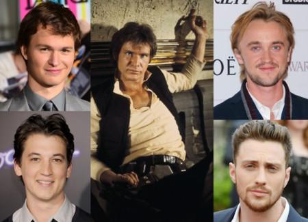 ¿Quién será el joven Han Solo en su spin-off? 5 actores compiten por el papel (ACTUALIZADO)