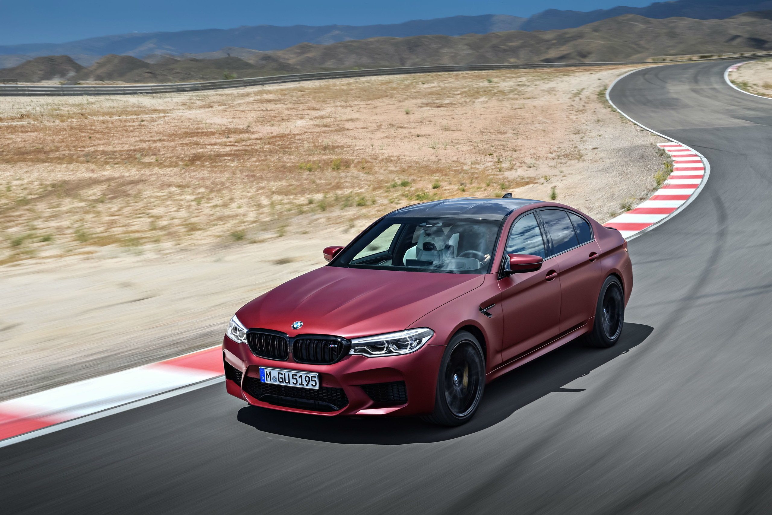 Foto de BMW M5 First Edition 2019 (6/19)