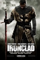'Templario' ('Ironclad'), cartel