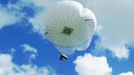 Las redes móviles para emergencias con globos aerostáticos comienzan a ser realidad