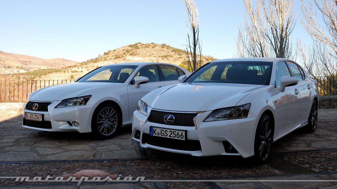 Foto de Lexus GS 300h (presentación) (5/22)