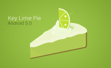 Google podría ya estar probando Android 5.0 (Key Lime Pie) en dispositivos Nexus