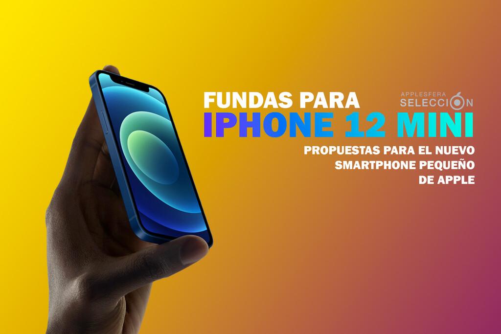 Fundas para iPhone doce mini: once propuestas para el reciente movil compacto de Apple