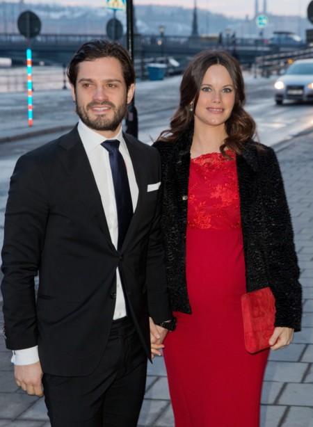 Carlos Felipe y Sofía de Suecia ya son papás