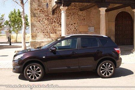 Nissan Qashqai 1.6 dCi 130 4x4 miniprueba 02