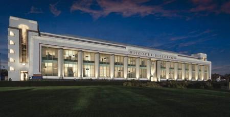 Inspírate con el resultado de la restauración del emblemático edificio Hoover de Londres