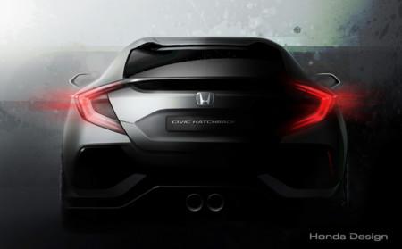 El Honda Civic Hatchback se dejará ver por Ginebra