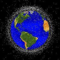 Volvemos a sumar 1.000 objetos más de basura espacial: ya hay más de 19.500