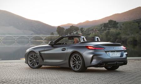 BMW Z4 2019, contacto