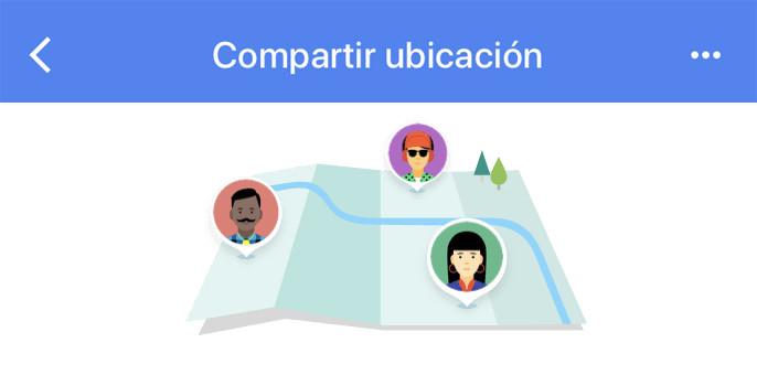 Google Maps: cómo compartir tu ubicación en tiempo real