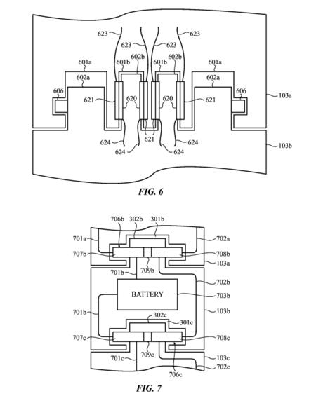 Patente Apple Watch Modular 2