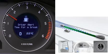 Volvo añade tecnología para mejorar la seguridad al volante