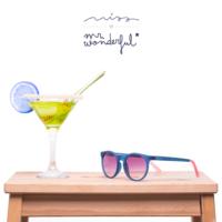 ¡Seguimos cocteleando! ahora con las gafas de sol de Mr.Wonderful y Miss Hampton