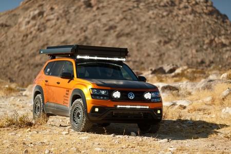 Volkswagen Atlas Adventure Concept 10458