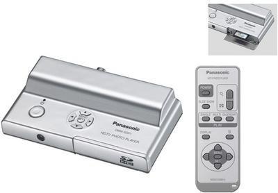 DMW-SDP1, reproductor de fotos para HDTV
