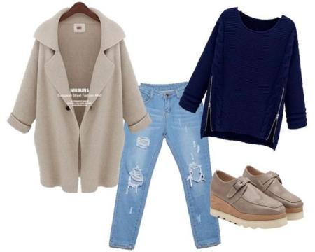 Outfit Otono Aliexpress 2014