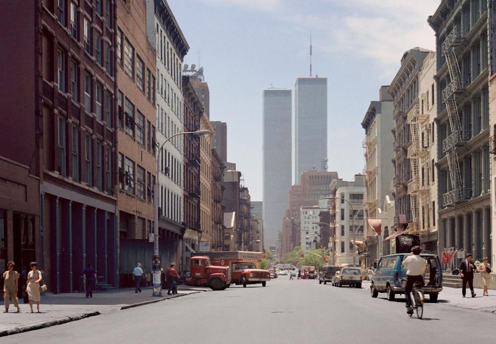 Janet Delaney comparte sus fotografías de Nueva York en la década de los 80