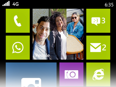 Moneypenny será el próximo Nokia Lumia 635