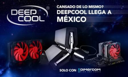 Deepcool Dimercom Mexico