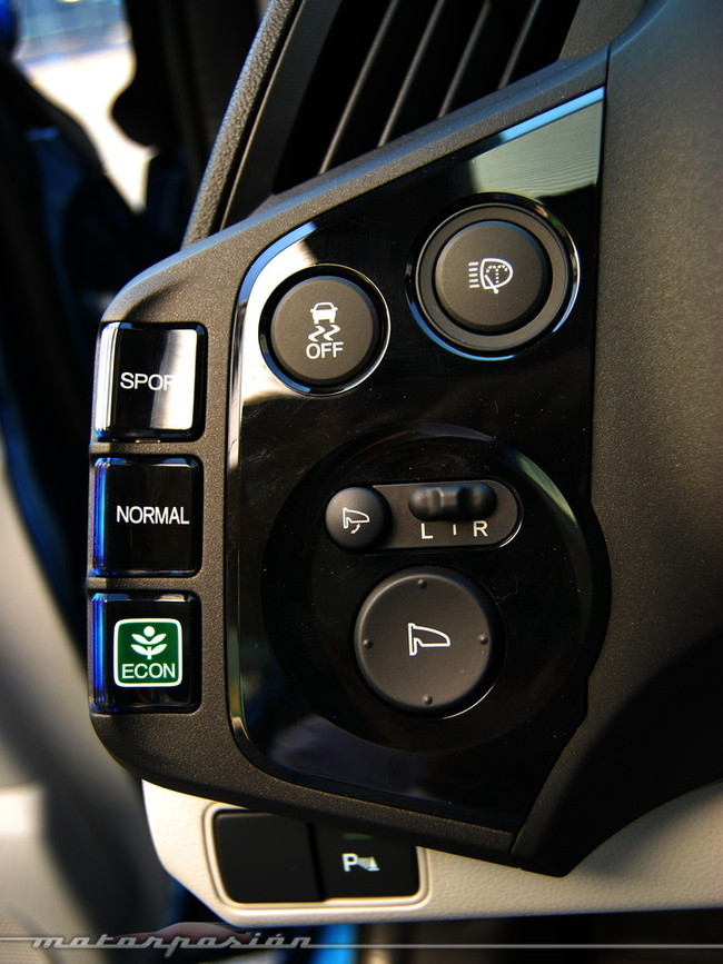 Foto de Honda CR-Z (presentación) (33/51)