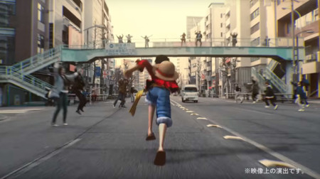 Luffy, Enel y Crocodile asaltan las calles de Tokyo en el último trailer de One Piece Burning Blood