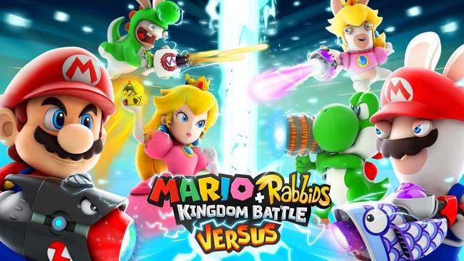 Mario Rabbids Kingdom Battle Versus