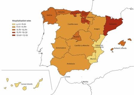 Listeria en España
