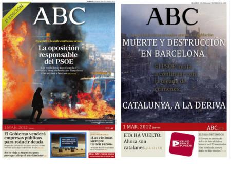 #portadasABC, la evidencia de que la gente no es tonta