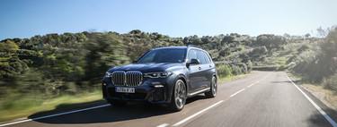 Probamos el BMW X7: un SUV de 7 plazas en el que mandan la habitabilidad, el lujo y el confort