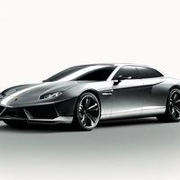 Lamborghini podría estar preparando su primer sedán eléctrico basado en el Estoque concept