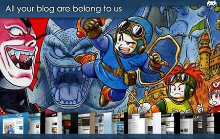 All your blog are belong to us (XLVI)