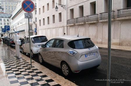 Renault ZOE presentación y prueba en Lisboa 41