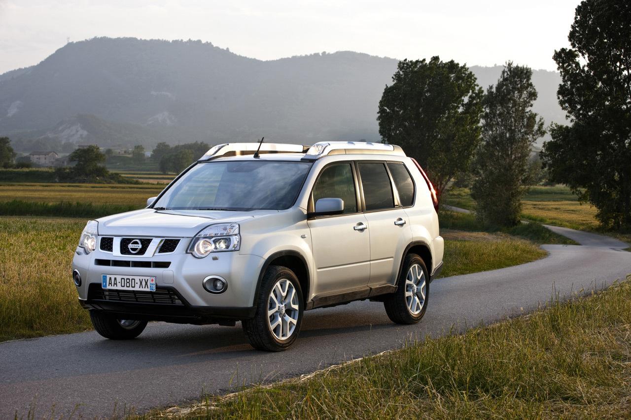 Foto de Nissan X-Trail 2010 (15/32)