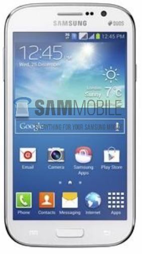 Samsung Galaxy Grand Lite en febrero
