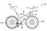 Transformers: Donde no cabe tu coche cabe tu bici, y por eso Ford ha patentado esta idea
