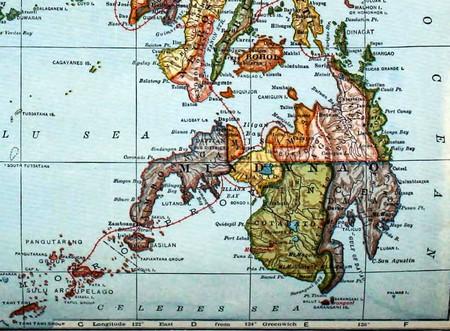 Mindanao Collier S 1921 Philippine Islands