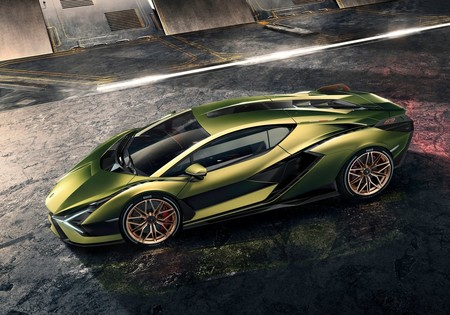 Lamborghini Sian Convertible Podria Llegar Pronto 4