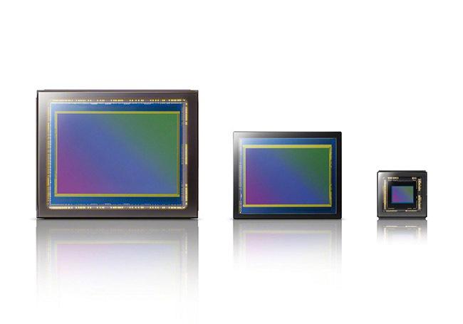 Sensor de la Sony RX-1