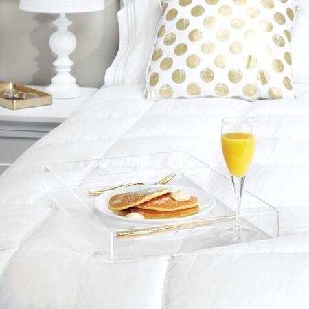 14 bandejas, de distintos materiales y estilos, para disfrutar el desayuno en la cama en San Valentín